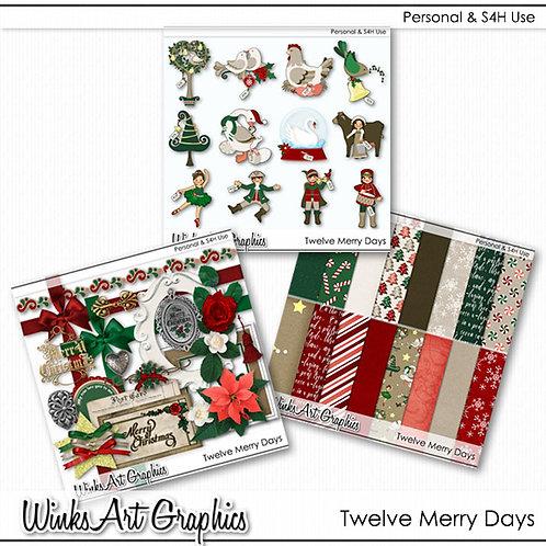 Twelve Merry Days