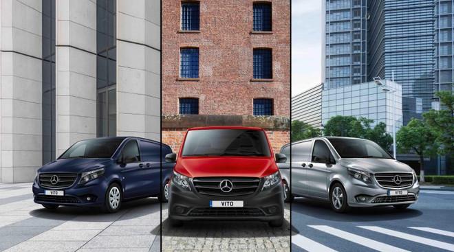 Mercedes Sprinter and Vito