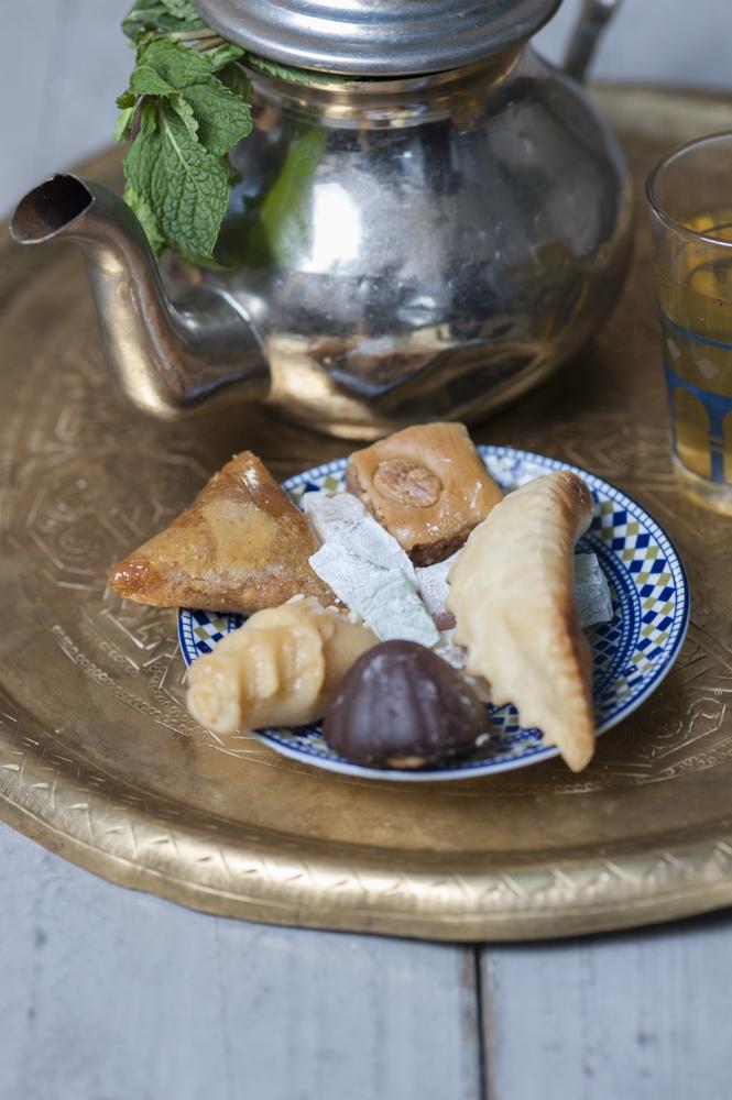 Desserts - Le MARRAKECH