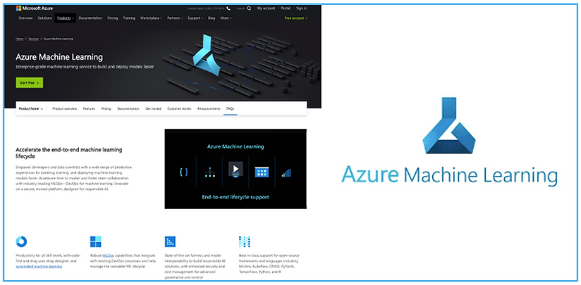Azure Machine Learning competitive analysis
