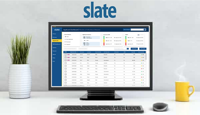 Slate UX Redesign