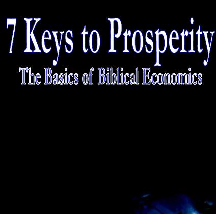 7 Keys to Prosperity - Digital Download