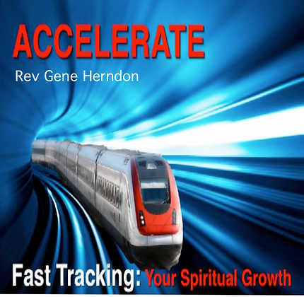 Accelerate: Fast-Tracking Your Spiritual Growth - Digital Download