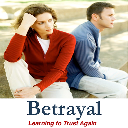 Betrayal: Learning to Trust Again - Digital Download (audio only)