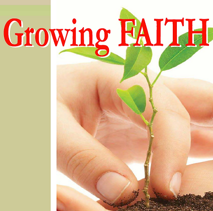 Growing Faith - Digital Download