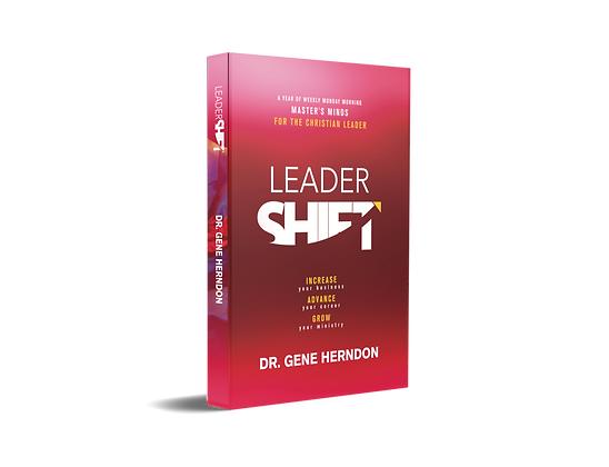 LeaderSHIFT: A Year of Leadership Gold