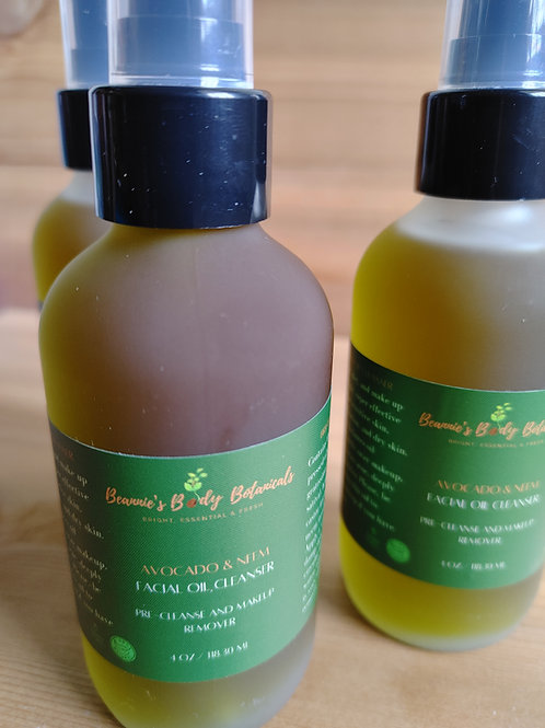 Avocado & Neem Oil Cleanser