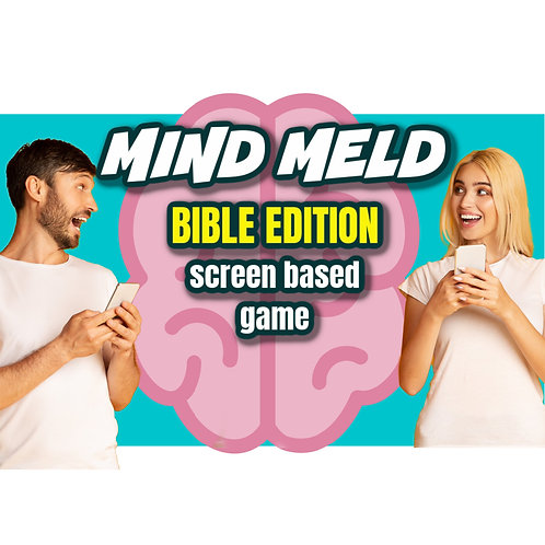 Mind Meld Bible Screen Based Game