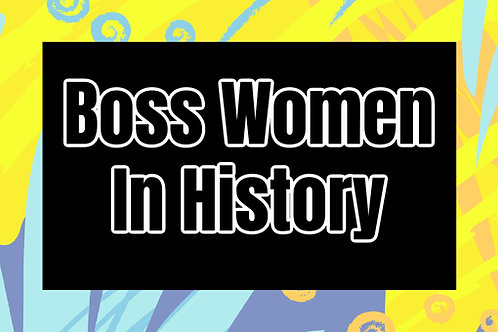 Boss Women Screen Based Game