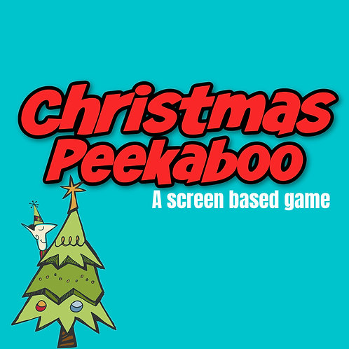Christmas Peekaboo (Screen Based Game)