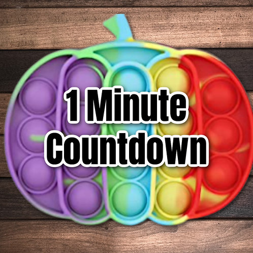 1 Minute Countdown (POPIT)MP4