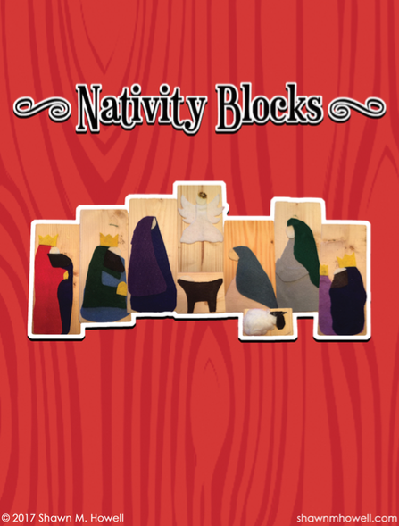 Nativity Blocks: A New Way to Tell the Birth of Christ