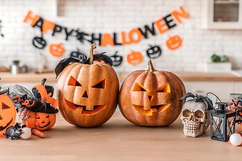 Halloween Zoom Backgrounds
