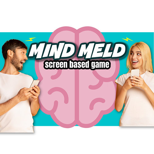 Mind Meld Screen Based Game