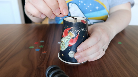 7 Galaxy Themed Birthday Party Ideas