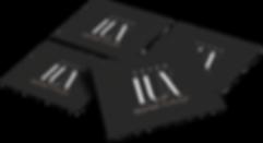The EmmaRose Agency Busines Card Design 7Lux Essentials