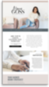 The EmmaRose Agency Web Design Marva Goss
