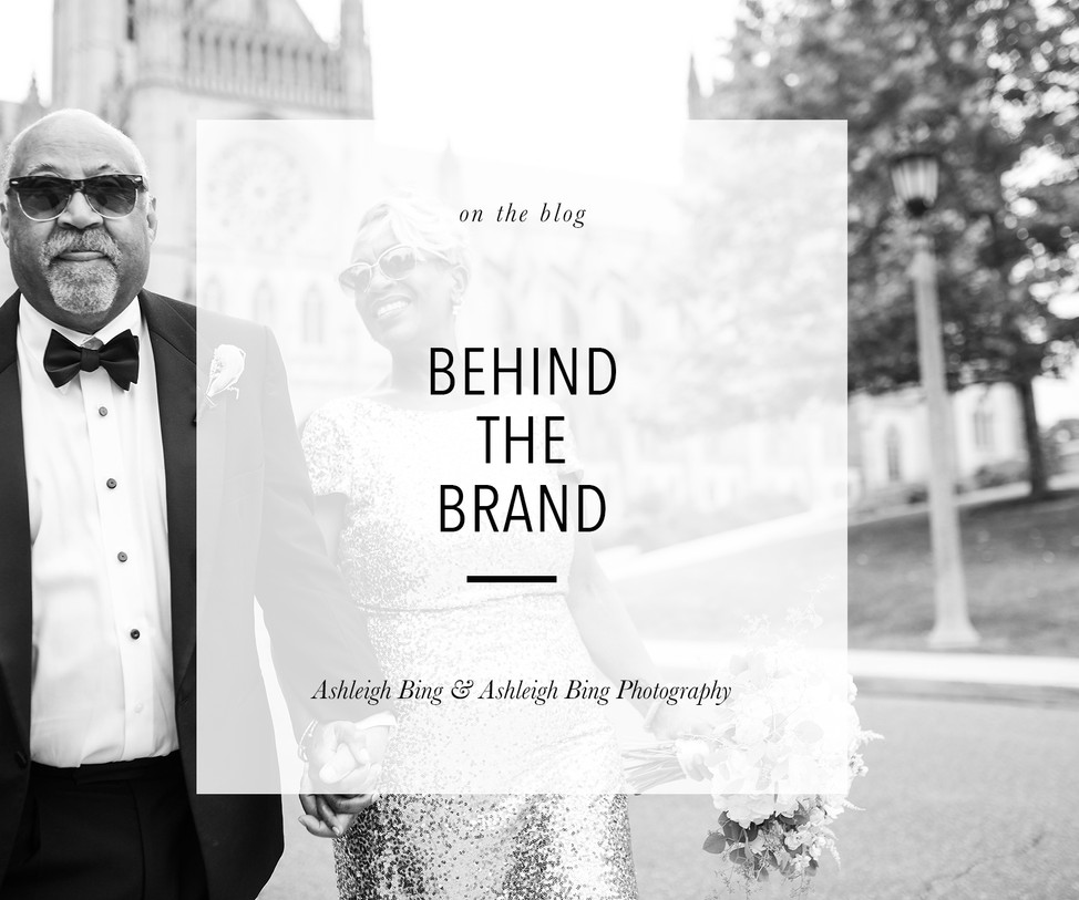 Behind The Brand: Ashleigh Bing Photography