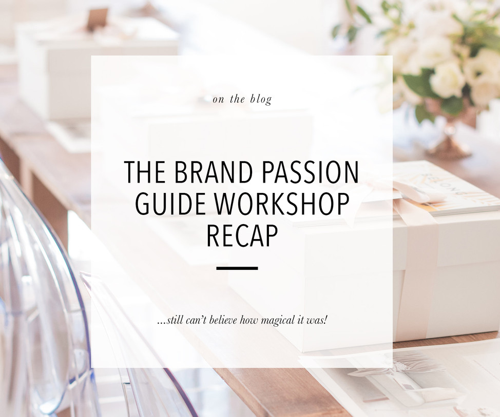 Dreams Do Come True: The Brand Passion Guide Recap