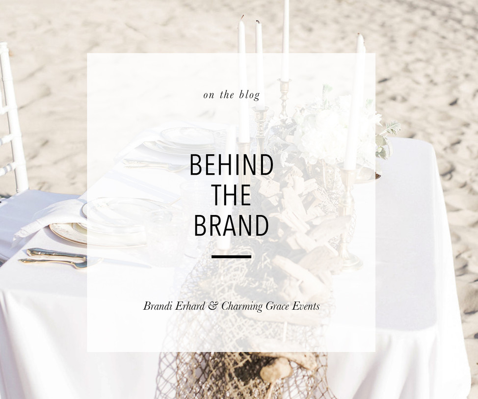 Behind The Brand: Charming Grace Events