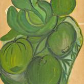 Óleo sobre papel / oil on paper | 1964 | 47,7 x 33 cm (T022652)