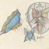 Grafite, lápis cera e pastel sobre papel / pencil, wax pencil and pastel on paper | 1976 | 32,4 x 47,9 cm (T026699)