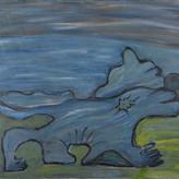 Óleo sobre tela / oil on canvas | 1966 | 34 x 46 cm (T000215)