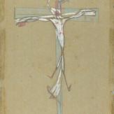Lápis cera sobre papel / wax pencil on paper | 1969 | 47,8 x 33 cm (T005136)