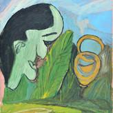 Guache sobre papel / gouache on paper | 1962 | 48 x 32,8 cm (T002862)