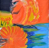 Óleo sobre papel / oil on paper | 1951 | 38 x 28 cm (T002799)