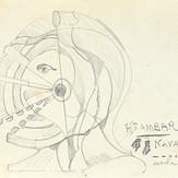 Grafite sobre papel / pencil on paper | 1973 | 21,5 x 33 cm (T026370)
