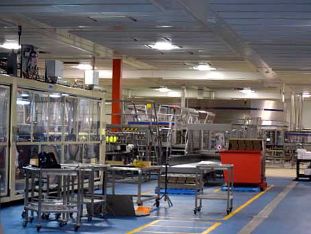 พื้น pu สำหรับโรงงานผลิตอาหารและเครื่องดื่ม