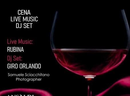 Wine Event!  venerdì 20 settembre