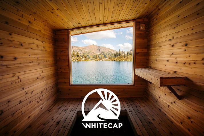 whitecap, sauna, summer, hiking, cedar, tyler ravelle