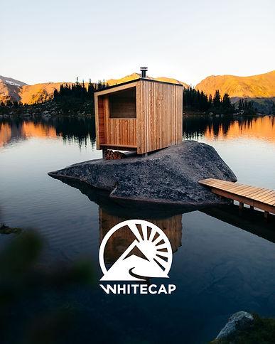 bc, sauna, whitecap, alpine, golden hour, tyler ravelle