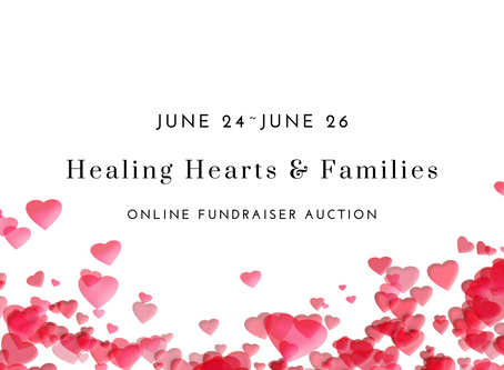 HHF Online Silent Fundraiser Auction