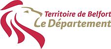Logo Territoire de Belfort Le Départemen