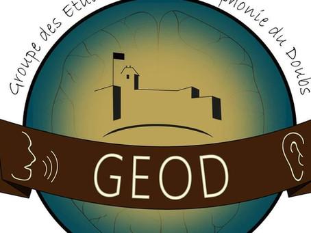 GEOD - Groupe des Etudiants en Orthophonie du Doubs