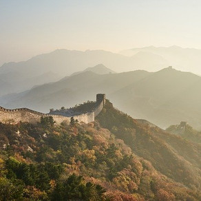 Great Wall castle remains discovered