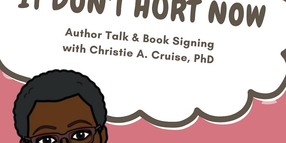 Author Talk & Book Signing
