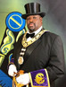 E. Spencer Scott elected as the 26th Most Worshipful Grand Master of the Prince Hall Grand Lodge of
