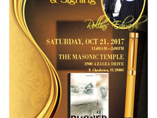 PMWGM Rollins Edwards to hold Book Signing