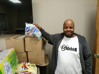 MWPHGLSC partnered with Community Keys (501c3) to assist Allen Benedict Court Apartments...