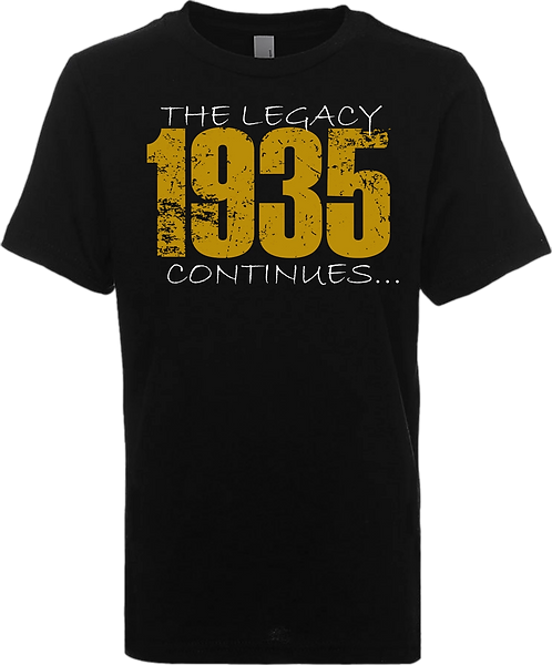 1935 The Legacy Continues