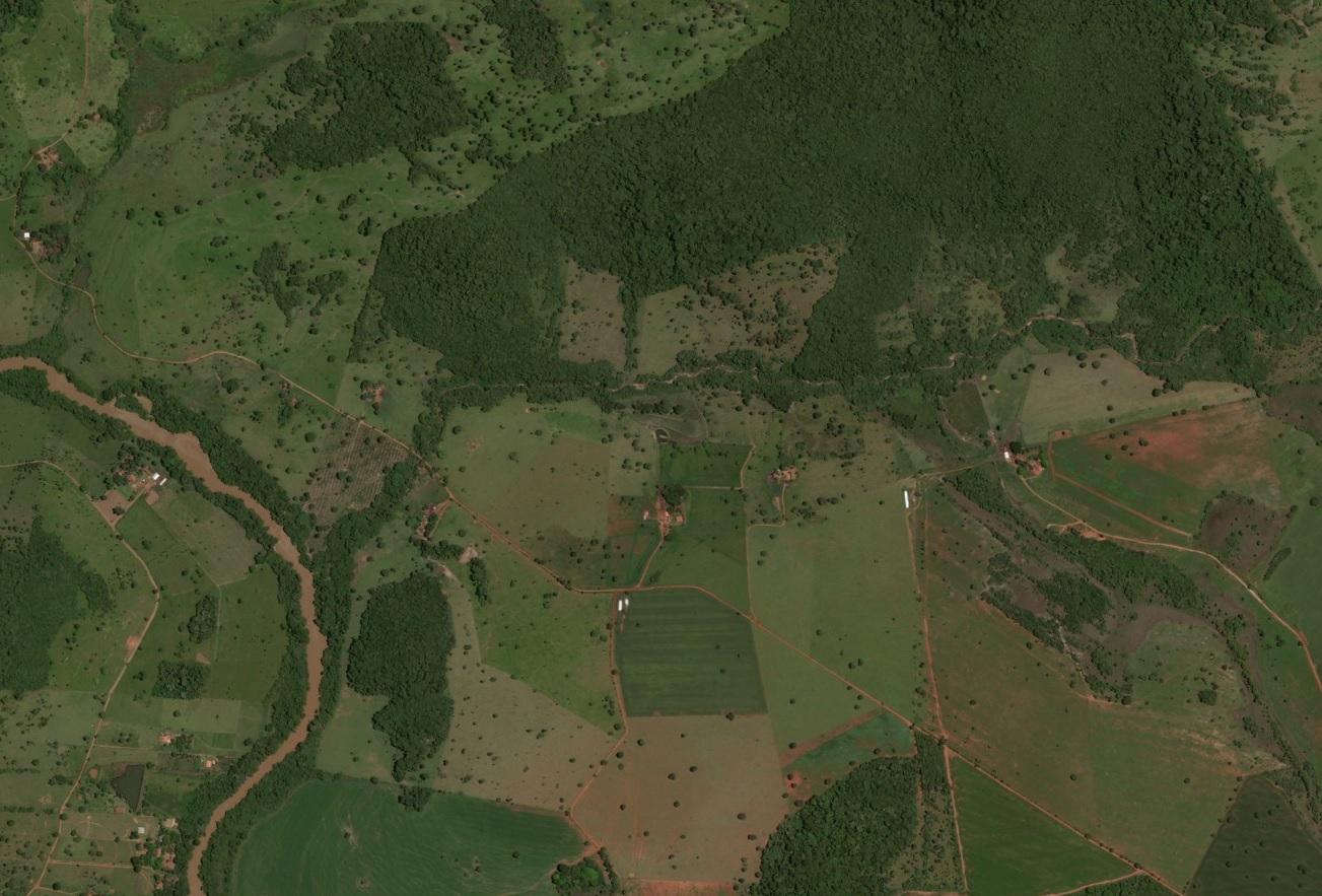 Área Rural - QuickBird
