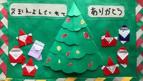 富山市立大沢野西部保育所での読み聞かせ会