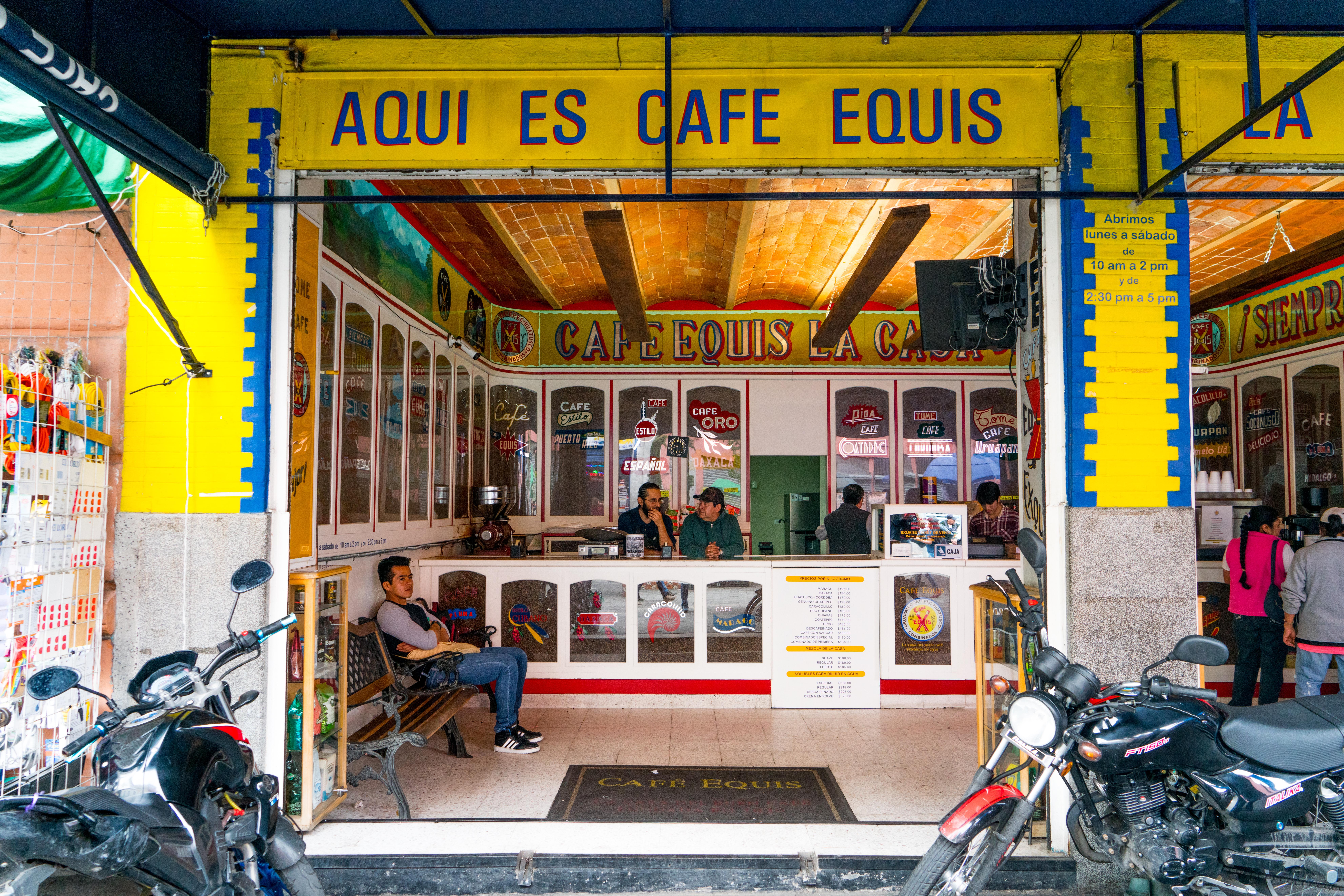 Cafe Equis