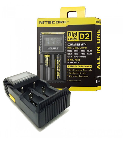 Nitecore | D2 Charger