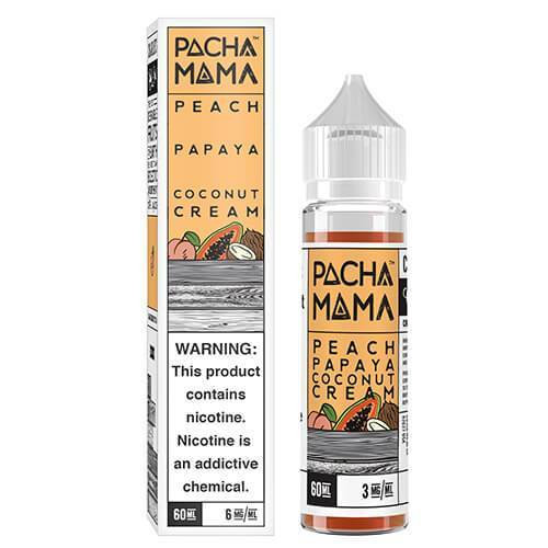Pachamama |  PEACH PAPAYA COCONUT CREAM