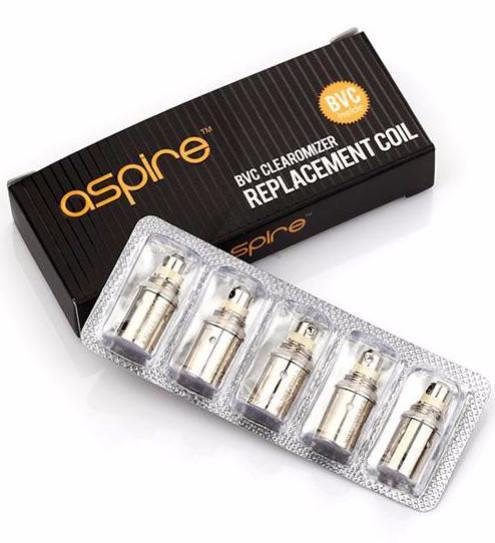 Aspire | CLEAROMIZER BVC COIL